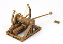 Academy Models Da Vinci Catapult, LIST PRICE $21.98