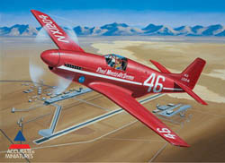 Accurate Minatures 1/48 P-51C Mustang, Air Racer, LIST PRICE $44.98