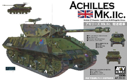 AFV Club ACHILLES Mk.IIc 1:35          , LIST PRICE $45.5