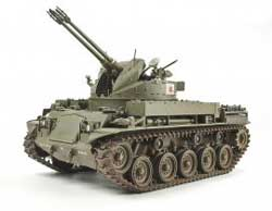 AFV Club M42A1 Duster Early Type 1:35, LIST PRICE $79.95