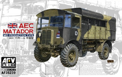 AFV Club AEC MATADOR Early Type 1:35, LIST PRICE $74
