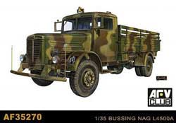 AFV Club BUSSING-NAG-L4500A 1:35, LIST PRICE $65