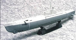 AFV Club U-BOAT TYPE XXI 1:350         , LIST PRICE $22