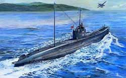 AFV Club JAPANESE NAVY I-58 SUB 1:350  , LIST PRICE $33.5