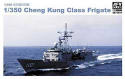 AFV Club CHENG KUNG CLASS FRIGATE 1:350, LIST PRICE $94