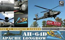 AFV Club APACHE LONGBOW 1:48           , LIST PRICE $45