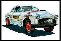 AMT 1949 FORD COUPE  GAS MAN, LIST PRICE $30.99