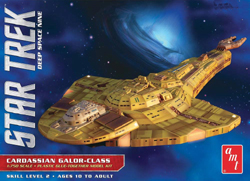 AMT Cardassian Galor Class, LIST PRICE $34.98
