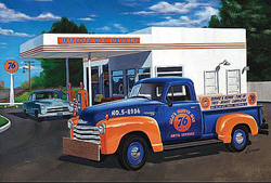 AMT 1950 Chevy Pickup, LIST PRICE $34.39