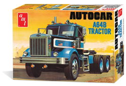 AMT 1/25 Autocar A64B Tractor, LIST PRICE $49