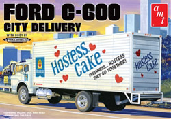 AMT 1/25 Ford C-600 City Delivery, Hostess, LIST PRICE $45.99
