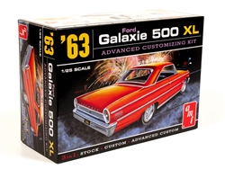 AMT 1:25 1963 Ford Galaxie , DUE 4/30/2020, LIST PRICE $31.99