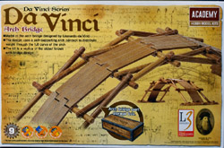 AMT Academy- Da Vinci Arch Bridge, LIST PRICE $21.98