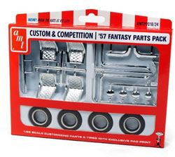 AMT 1957 Fantasy Parts Pack, LIST PRICE $17.9