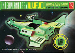 AMT Interplanetary UFO Mystery Ship, LIST PRICE $31.29
