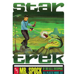 AMT Mr SPOCK LtdEd Tin            , LIST PRICE $43.75