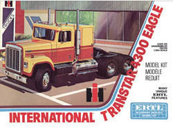 AMT 1/25 IH Transtar 4300 Eagle, LIST PRICE $39.99