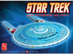 AMT STAR TREK ENTERPRISE 1701-C   , LIST PRICE $19.49