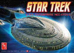 AMT STAR TREK ENTERPRISE 1701-E   , LIST PRICE $18.69