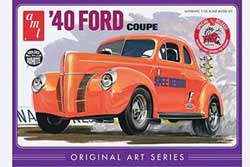 AMT 1940 Ford Coupe 1:25, LIST PRICE $28.75