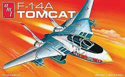AMT F-14A Tomcat 1:48, LIST PRICE $31.29