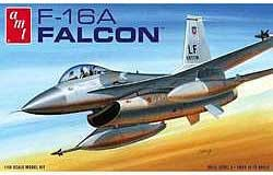 AMT F-16A Falcon Fighter, LIST PRICE $29.69