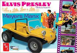 AMT ELVIS MEYERS MANX 1:25, LIST PRICE $27.5