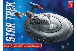 AMT Uss Enterprise 1701-E 1:1400, LIST PRICE $43.75