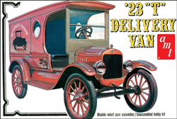 AMT 1923 Ford Model 'T' Delivery, LIST PRICE $28.59