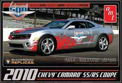 AMT '10 CAMARO RS/SS INDY PACE :25, LIST PRICE $27.49