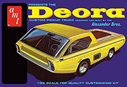 AMT 1:25  DODGE DEORA, LIST PRICE $32.09