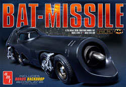 AMT Batman 1989 Batmissile, LIST PRICE $27.49