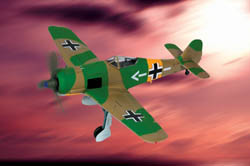 ARMOUR AIRCRAFT  FOCKE WULF Fw-190 Jg54 1:48 , LIST PRICE $15