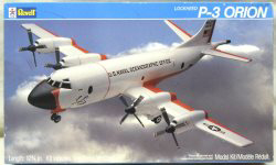 ATLANTIS MODEL 1/115 P3A Orion with Swivel Stand, DUE 3/30/2018, LIST PRICE $19.99