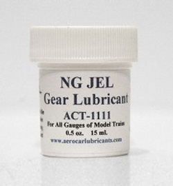 Aero-Car Lube Ng Jel Gear Lubricant .5 oz, LIST PRICE $6.49