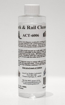 Aero-Car Lube Track Cleaner 8oz, LIST PRICE $8.29