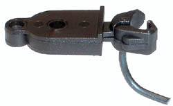 Accurail HO Standard Shank Accumate Coupler, LIST PRICE $2.49