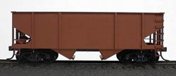 Accurail 55T Twin Hopper_ Undecorated, LIST PRICE $16.98