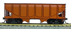 Accurail HO 55T PS Twin Hopper_ Data Only, LIST PRICE $17.98