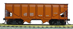 Accurail 55T PS Twin Hopper_ Data Only, LIST PRICE $15.98