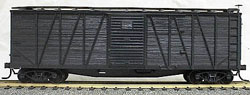 Accurail 40' Wood OB Box_ Undecorated, LIST PRICE $16.98
