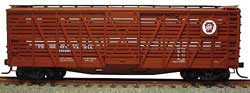 Accurail Ho 40' Wood Stock Prr, LIST PRICE $17.98