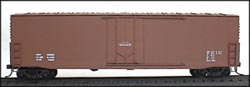 Accurail 50' AAR WELDED PD BOXCAR DATA MINERAL, LIST PRICE $16.98