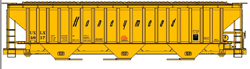 Accurail HO KIT SP4750 Covered Hopper, Honeymead, LIST PRICE $19.98