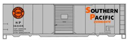 Accurail HO Southern Pacific 40' AAR boxcars , LIST PRICE $17.98