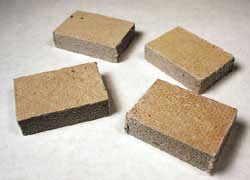 "A-Line A Track Cleaner Wiper Pads pkg(4) 1 1/2 x 2"" 3.8 x 5cm, LIST PRICE $4.95"