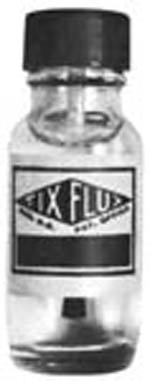 Tix Tix flux 1/2oz bottle, LIST PRICE $3.35