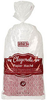 American  Art Clay Co. Instant paper mache 5-lbs, LIST PRICE $39