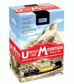 American  Art Clay Co. U Build The Mountain Deluxe Kit, LIST PRICE $30.1