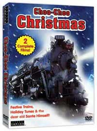 Auran Choo Choo Christmas DVD 2 Films: Choo Choo Christmas, LIST PRICE $9.99